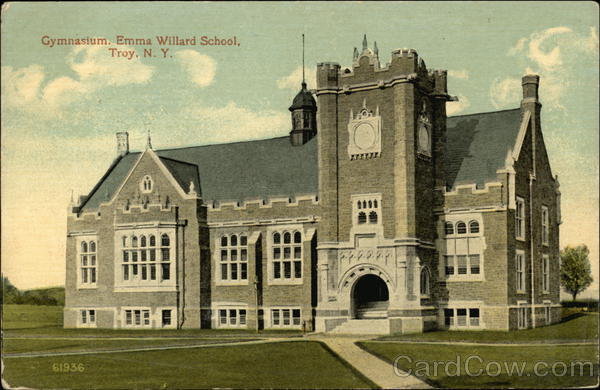 Gymnasium, Emma Willard School