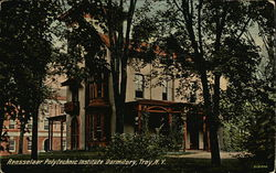 Rensselear Polytechnic Institute - Dormitory