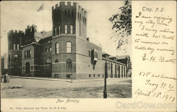 New Armory