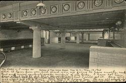 Subway of Troy Union Depot