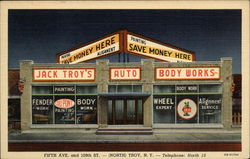 Jack Troy's Auto Body Works