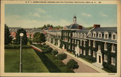 RPI Quad Dormitories, Rensselaer Polytechnic Institute