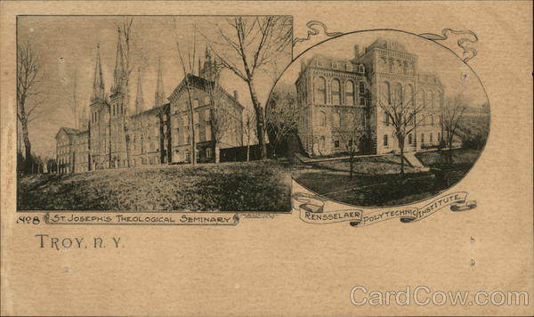 St. Joseph's Theological Seminary and Rensselaer Polytechnic Institute