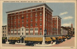 Hendrick Hudson Hotel - Broadway and 2nd Street