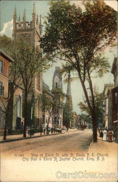 View of Third Street