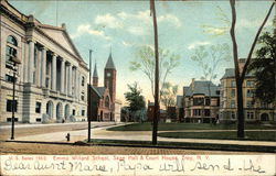 Emma Willard School, Sage Hall & Court House