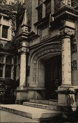 Doorway at Emma Willard School