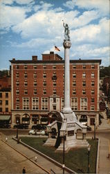 The Hendrick Hudson Hotel at Monument Square