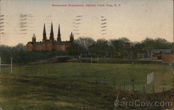Rensselaer Polytechnic Athletic Field