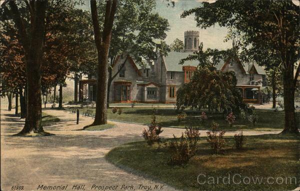 Memorial Hall, Prospect Park