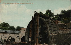 The Old Burden Water Wheel