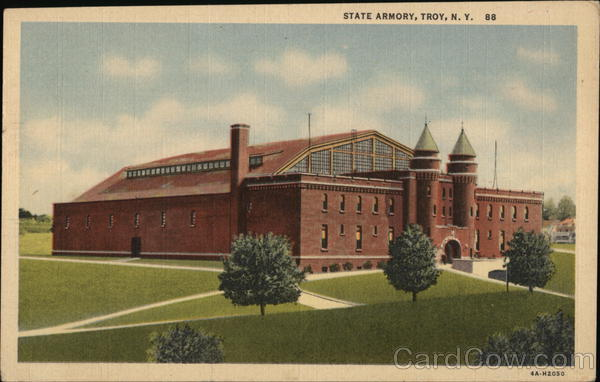 State Armory Building