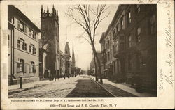 6900-Third Street and P.E. Church, Troy, N.Y.