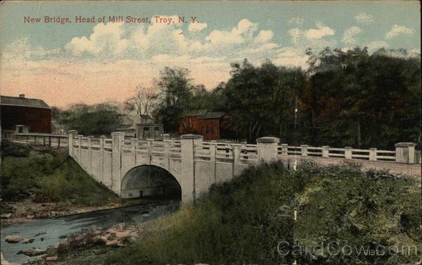 New Bridge, Head of Mill Street