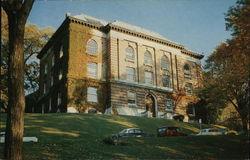 Rensselaer Polytechnic Institute - Carnegie Building