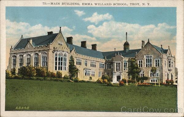 Main Building, Emma Willard School