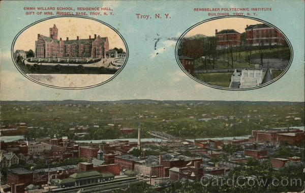 Views of Troy