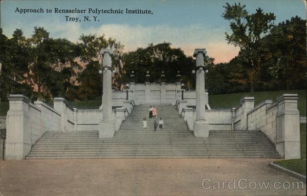 Approach to Rensselner Polytechnic Institute