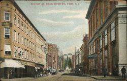 Fulton Street From River Street