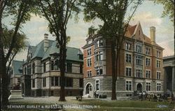 Seminary Gurley & Russell Sage Hall