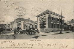 Union R. R. Station