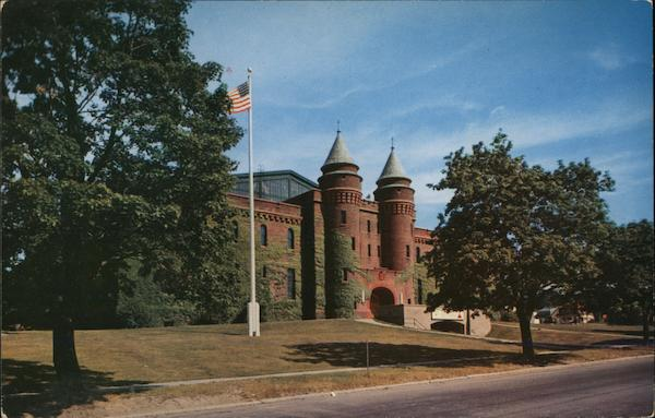 New York State Armory on 15th Street