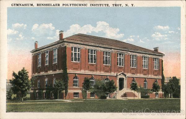 Gymnasium, Rensselaer Polytechnic Institute