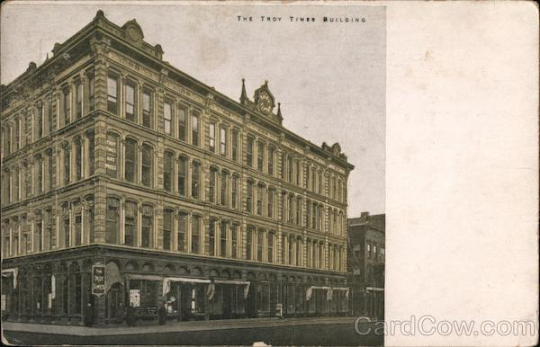 The Troy Times Building