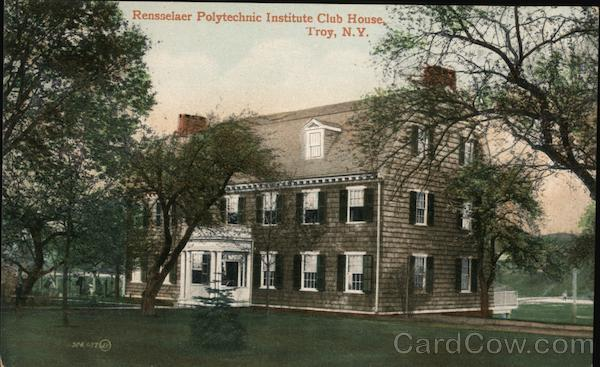 Rensselaer Polytechnic Institute Club House