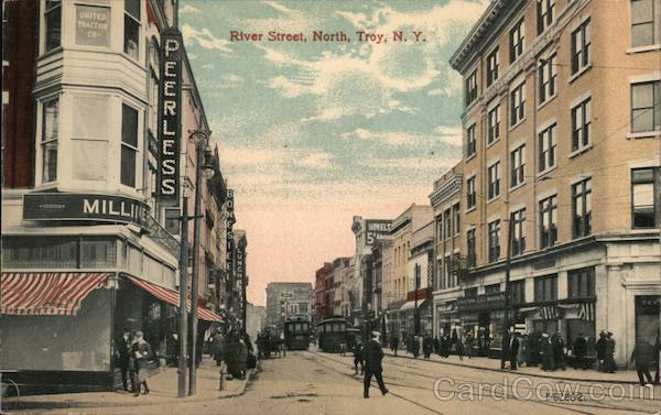 River Street, North