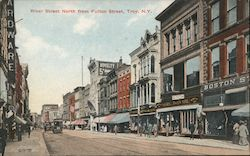 River Street North from Fulton Street