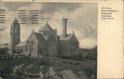 The Earl Crematory, Oakwood Cemetary