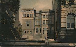 Alumni Building, Rensselaer Polytechnic Institute