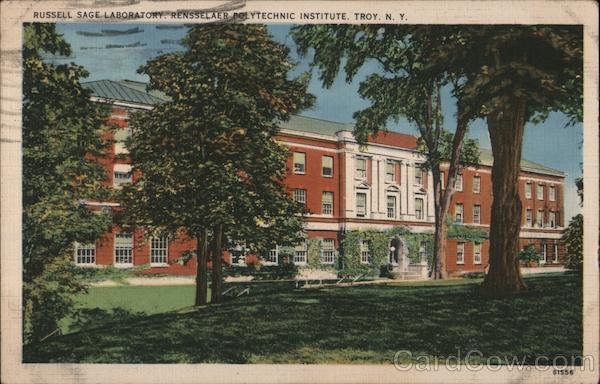 Russell Sage Laboratory, Rensselaer Polytechnic Institute