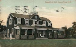 Island Golf Club House