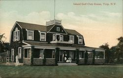 Island Golf Club House