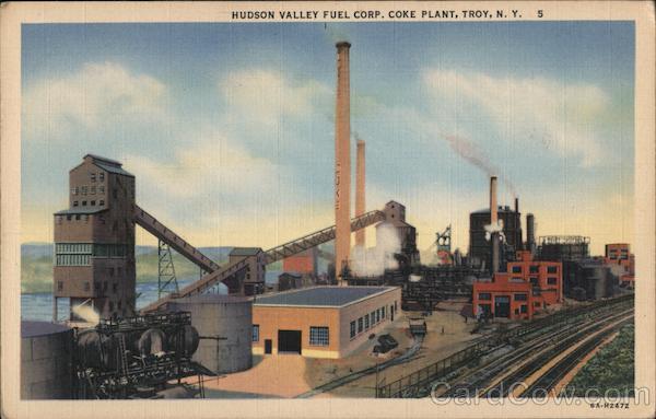 Hudson Valley Fuel Corp. Coke Plant