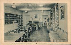 Cowee Memorial Library, La Maison Français, Russell Sage College