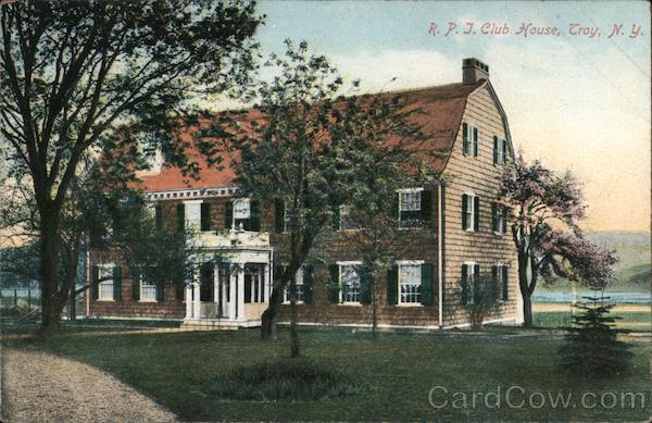 R.P.J. Club House