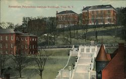 Rensselaer Polytechnic Institute Buildings
