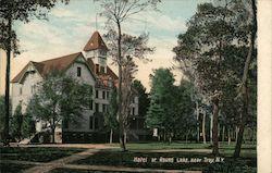 Hotel at Round Lake