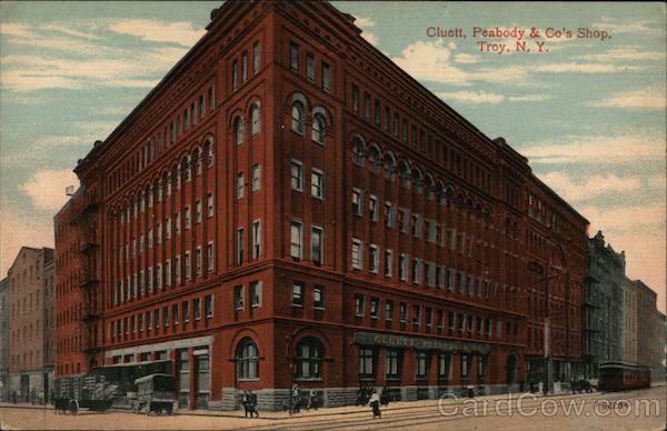 Cluett, Peabody & Co's Shop