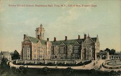 Emma Willard School, Residence Hall, Gift of Mrs. Russell Sage