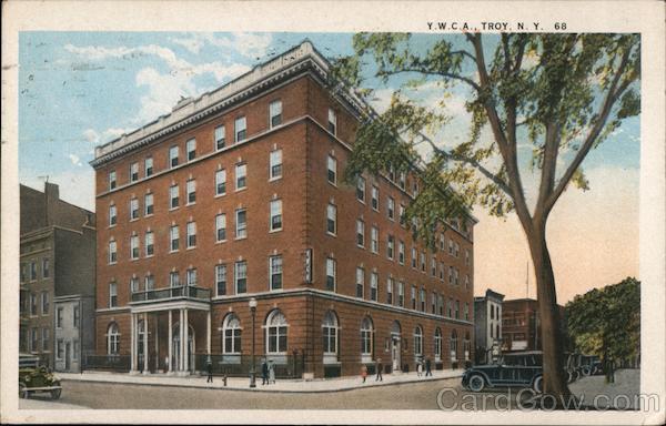 Y.W.C.A. Building