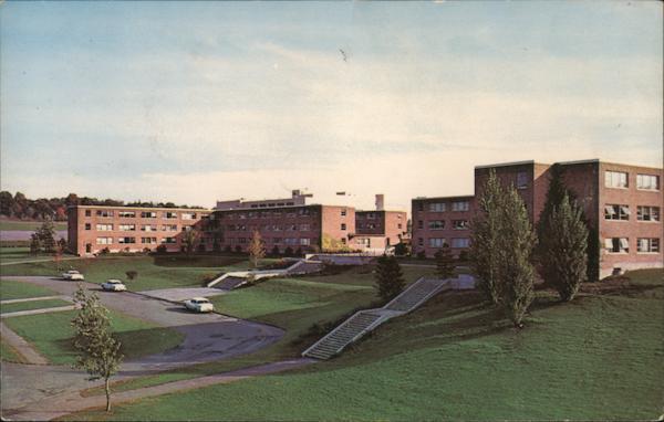 Freshman Dormitory - Rensselaer Polytechnic Institute