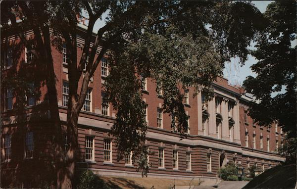 Rensselaer Polytechnic Institute: Russell Sage Laboratory