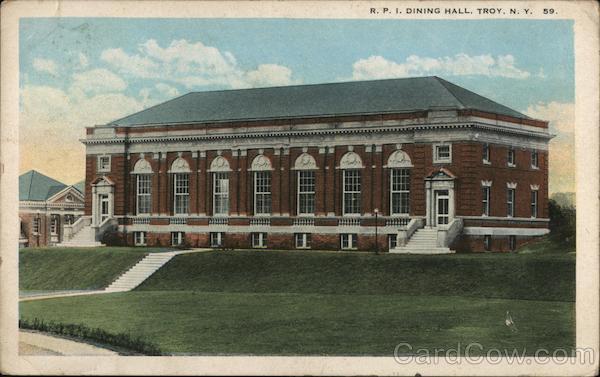 R.P.I. Dining Hall