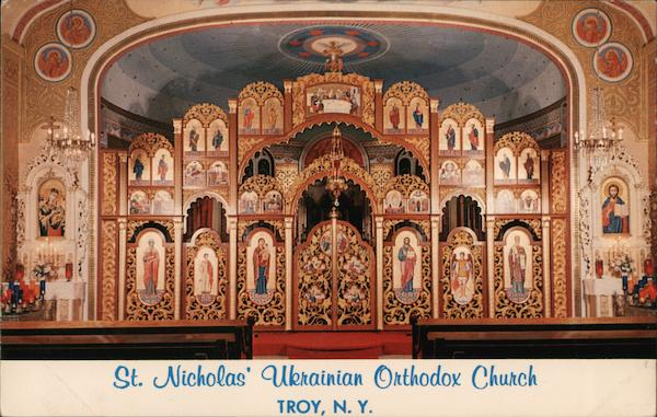 St. Nicholas' Ukrainian Orthodox Church