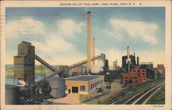 Hudson Valley Fuel Corp. Coke Plant