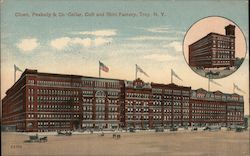 Cluett, Peabody & Co., Collar, Cuff and Shirt Factory